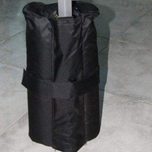 contrapeso de saco rellenable