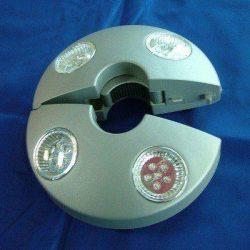iluminacion led carpas plegables